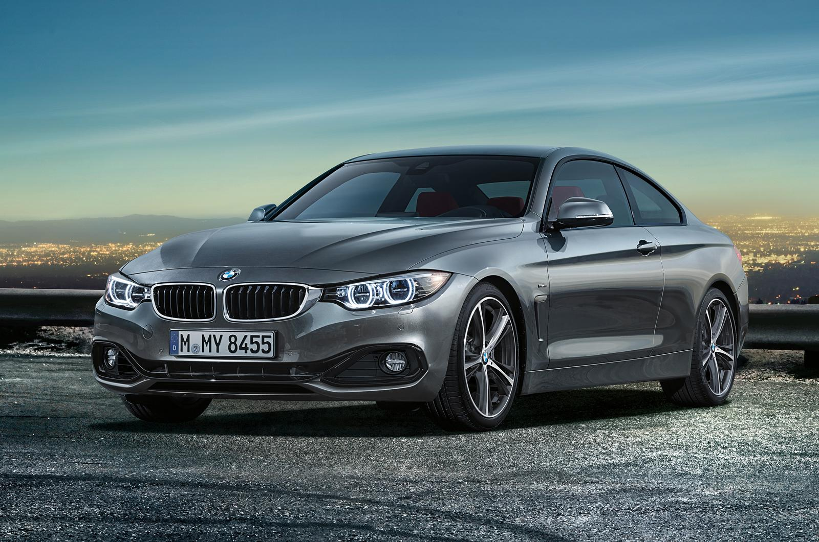 Bmw 4 Series Revealed Ahead Of Frankfurt Gtspirit