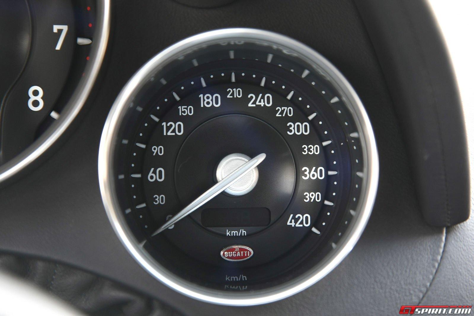 bugatti veyron super sport speedometer full speed www. Black Bedroom Furniture Sets. Home Design Ideas