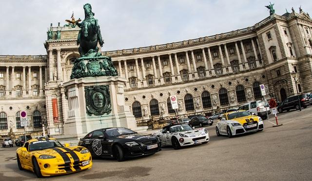 Gallery: ModBall Rallye enters Vienna by xdefxx