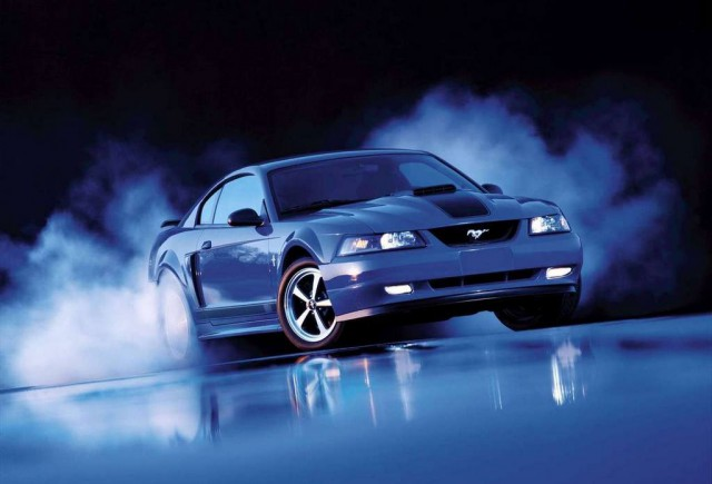 2015 Ford Mustang to Revive Mach 1 Moniker