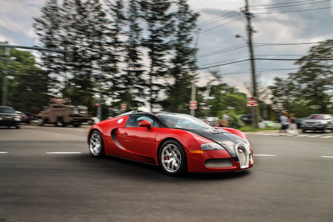 Photo Of The Day: Bugatti Veyron in Greenwich by Lamboshane Photography