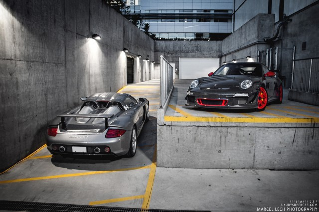 Gallery: Porsche Carrera GT and Porsche 911 GT3RS by Marcel Lech Photography