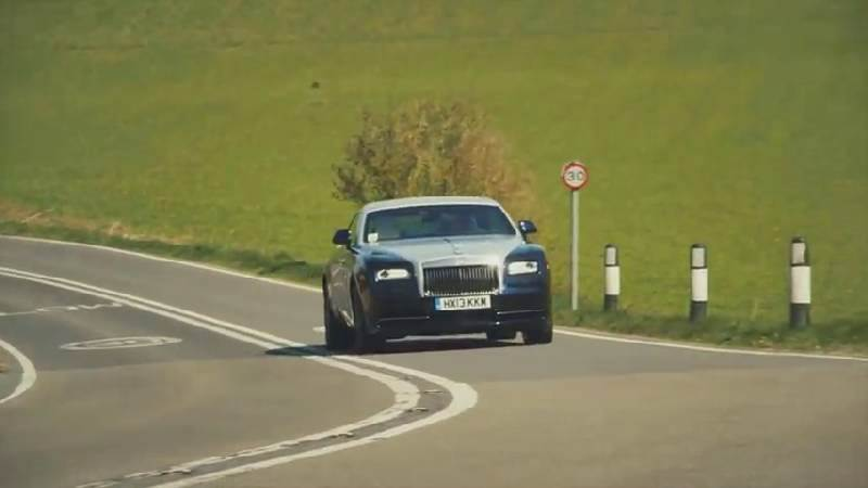 Rolls Royce Wraith Video Review The Rolls-royce Wraith is The