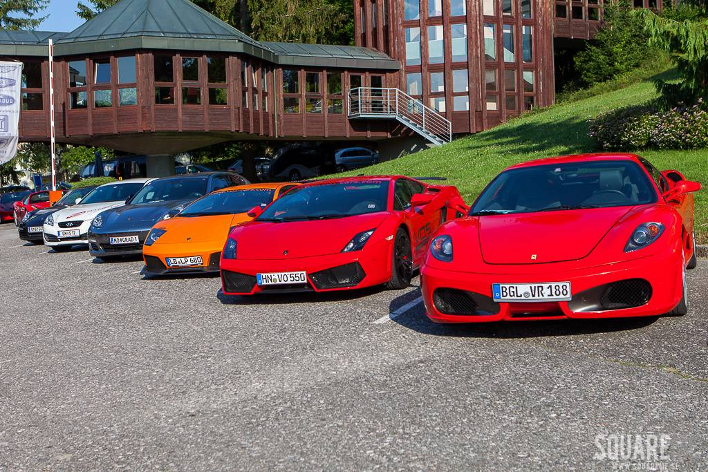 Mega Gallery International Sports Car Week Wörthersee - Sports cars events