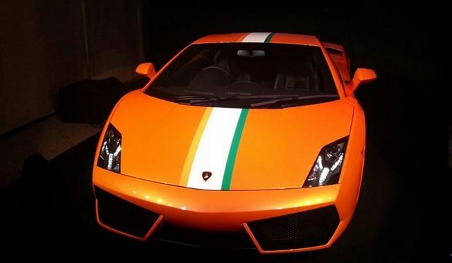 Official: Lamborghini Gallardo LP550-2 India Limited Edition