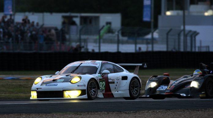 Porsche at Le Mans 2013