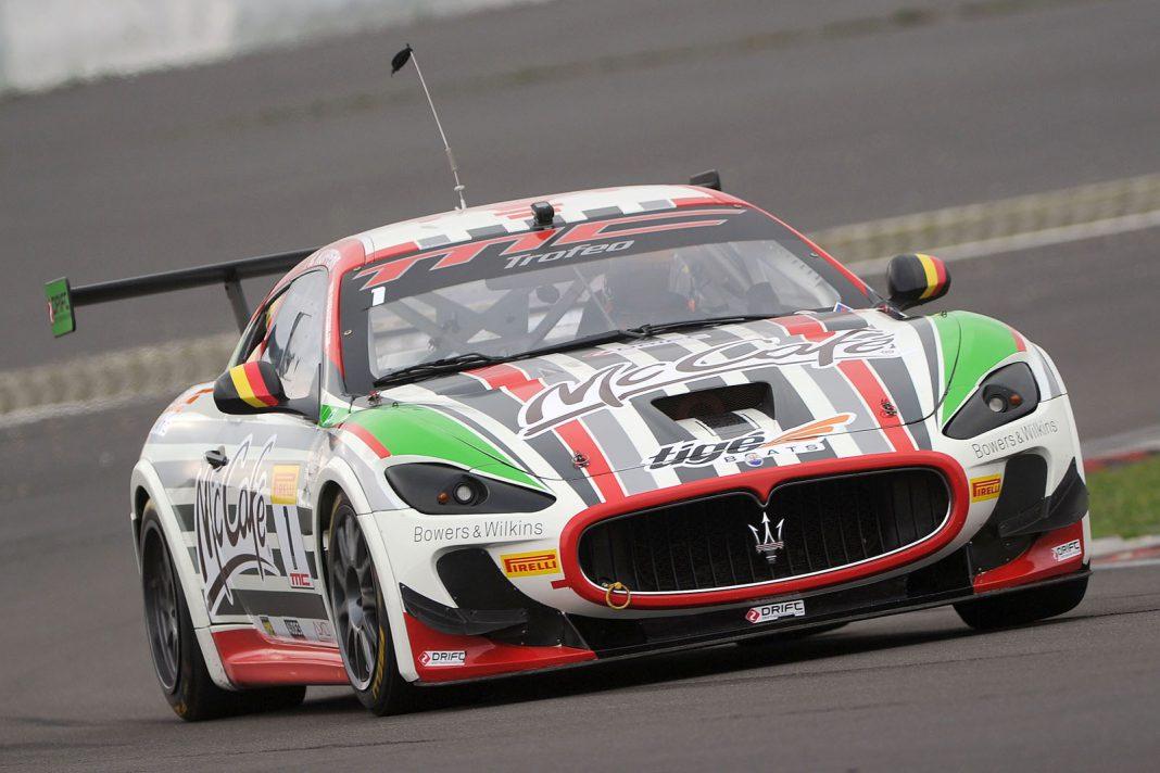 Kuppens Wins Maserati Trofeo MC World Series at Nurburgring