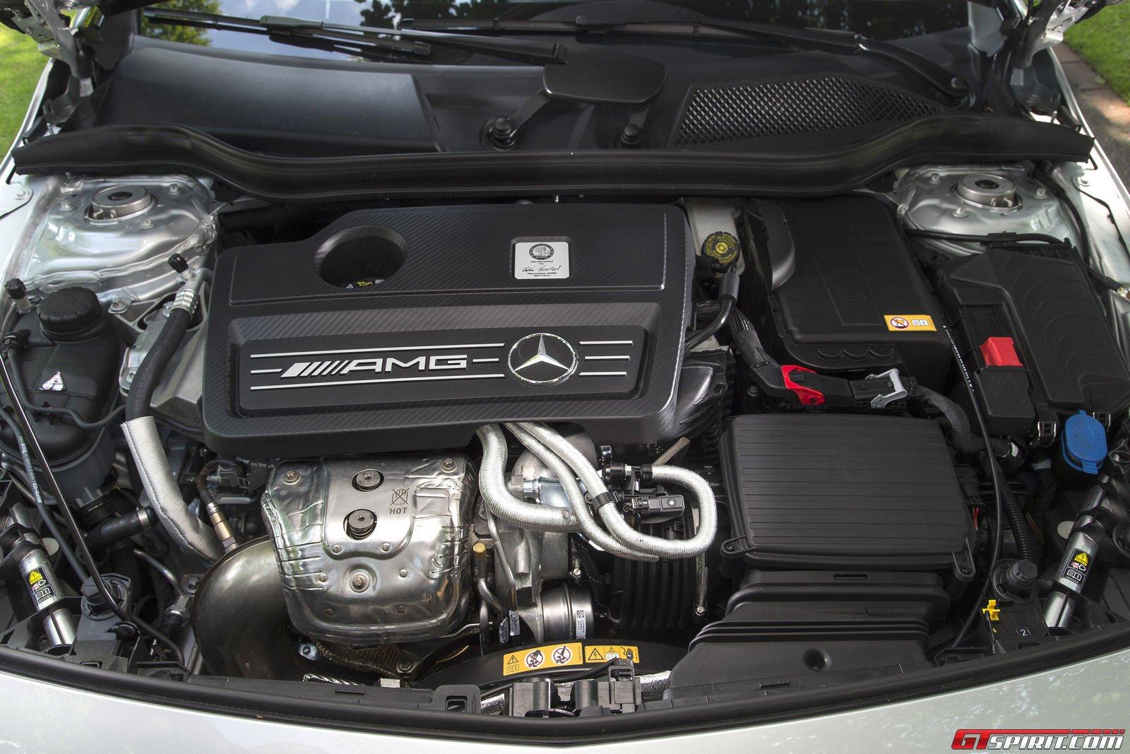 Road Test 2014 MercedesBenz A45 AMG  GTspirit