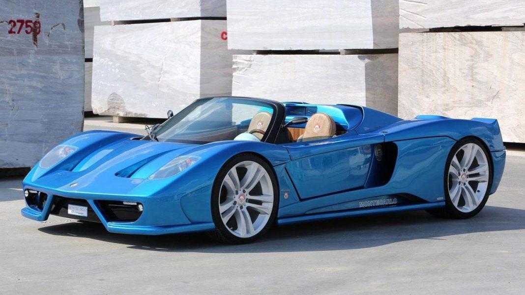 Official: 2013 Montecarlo Automobile Rascasse LPG Supercar