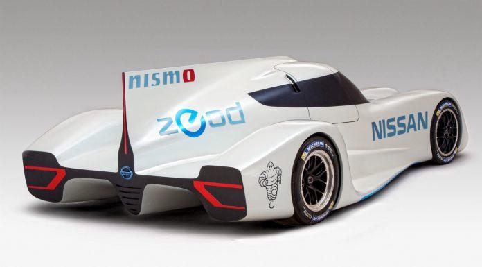 Official: Nissan ZEOD RC Le Mans Prototype