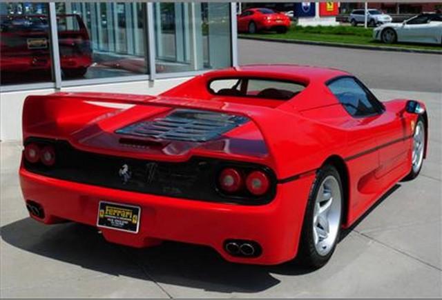 For Sale: Ferrari F40, Ferrari F50 and Ferrari Enzo for $6.2 Million