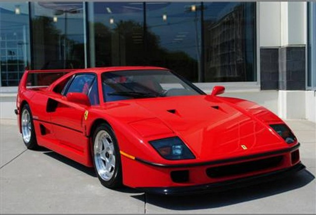 For Sale: Ferrari F40, Ferrari F50 and Ferrari Enzo for $6.2 Million