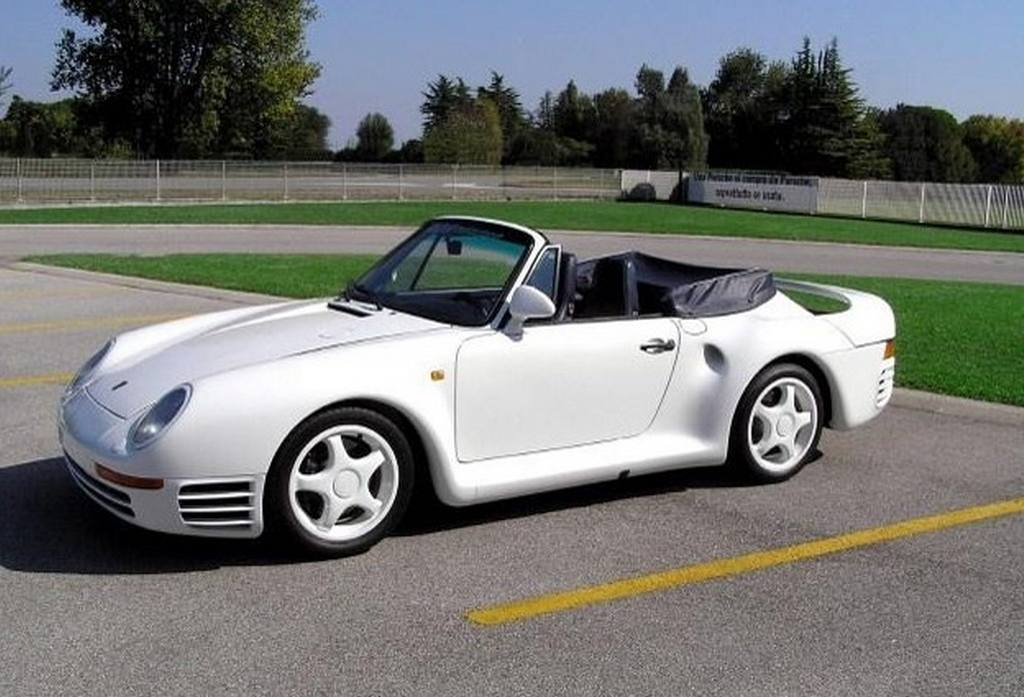 Porsche 959 For Sale >> For Sale World S Only Porsche 959 Speedster Gtspirit