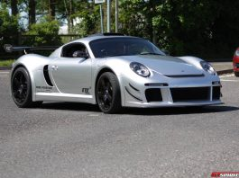 RUF CTR3 Goodwood