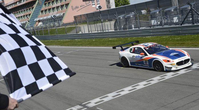 Cola and Gobba Win Third Maserati Trofeo MC World Series Race at the 'Ring