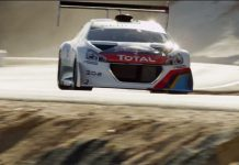Video: Peugeot 208 T16 Testing at Pikes Peak International Hillclimb 2013