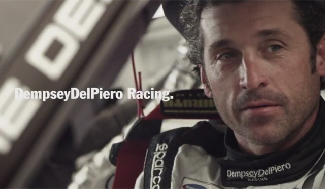 Video: Patrick Dempsey to Race Porsche 911 GT3 RSR at 24 Hours Le Mans 2013