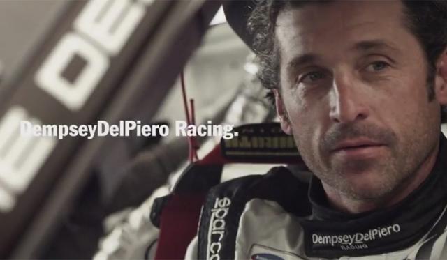 Video: Patrick Dempsey to Race Porsche 911 GT3 RSR at 24 Hours Le Mans 2013