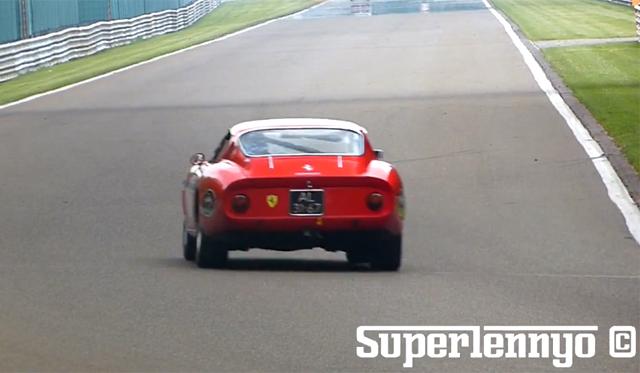 Video: Ferrari 275 GTB's at Spa-Francorchamps