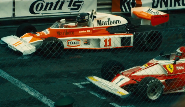 Video: Behind-the-Scenes of Ron Howard's 'Rush'