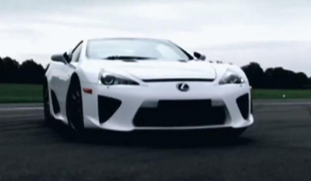 Video: Lexus Releases Final LFA Tirbute