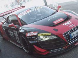 Video: MTM Audi R8 at Tuner Grand Prix