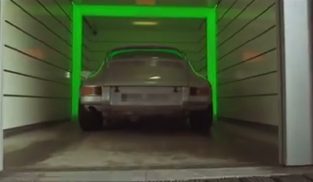 Video: 'Autobahn' Porsche 911 Clip by Kippenberger