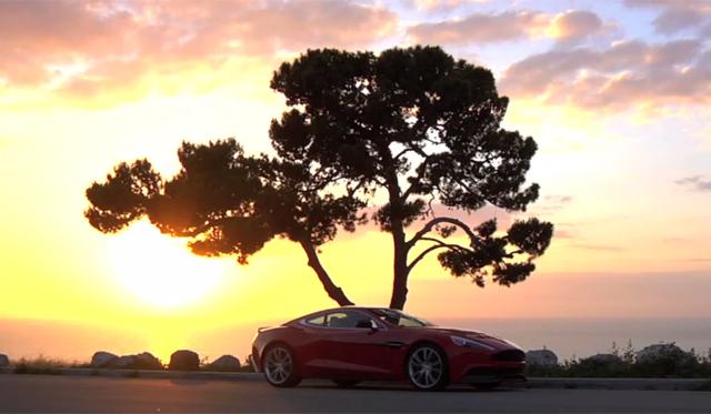 Video: Matt Farah Drives 2014 Aston Martin Vanquish