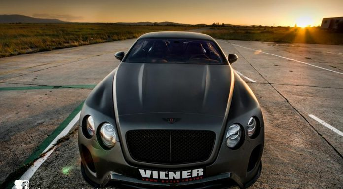 Official: Bentley Continental GT by Vilner