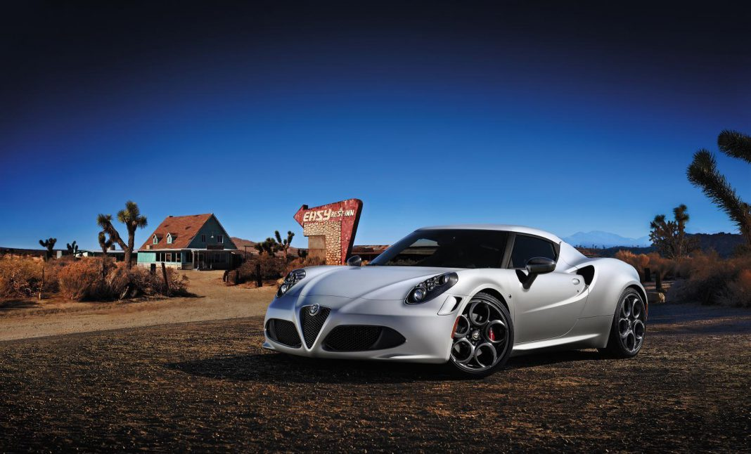 Production-Ready Alfa Romeo 4C Weighs Just 895kg