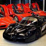 For Sale: Michael Schumacher's Black Ferrari FXX