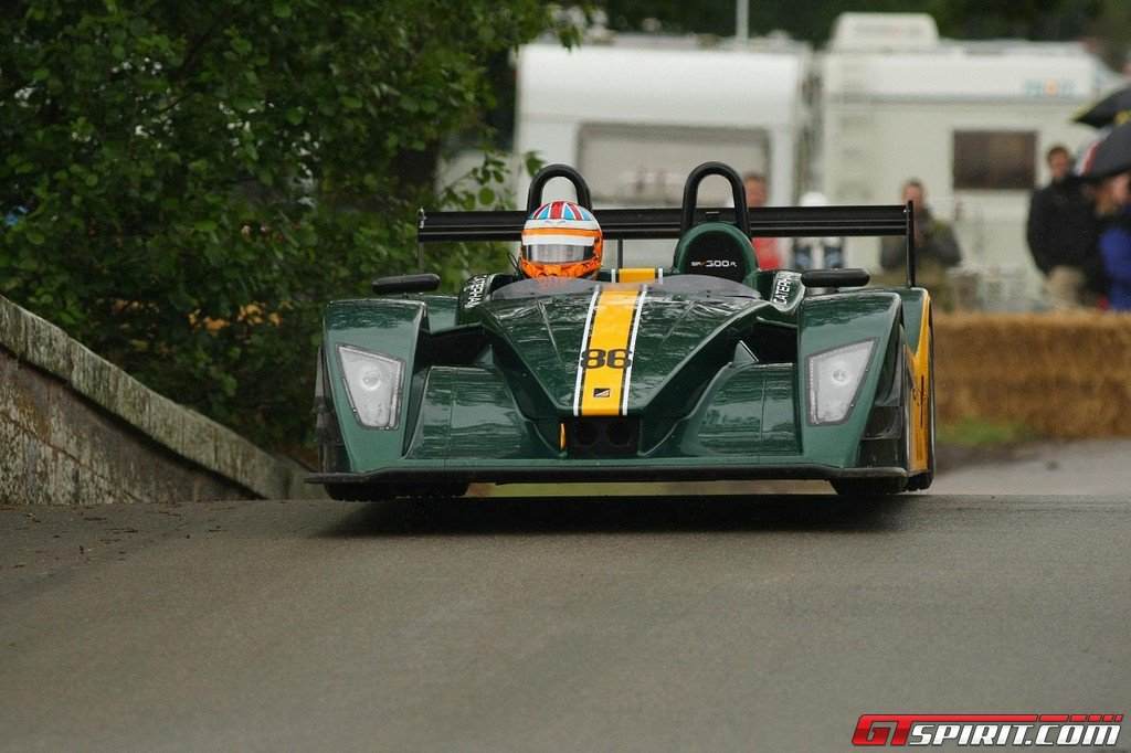 Caterham Aiming to Retain Cholmondeley Pageant of Power Record