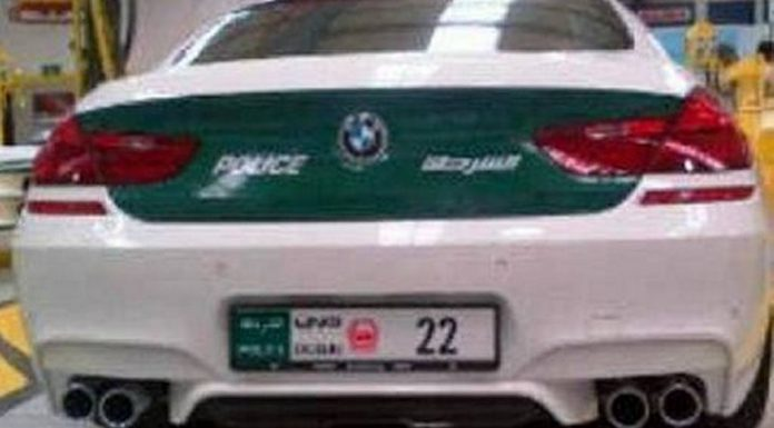 Dubai Police add BMW M6 Gran Coupe and Ford Mustang to Fleet