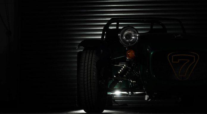 Entry-Level Caterham Seven Sports car Teased