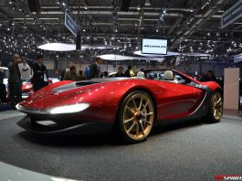 Five Pininfarina Sergio's Likely for Production at $2 Million Each