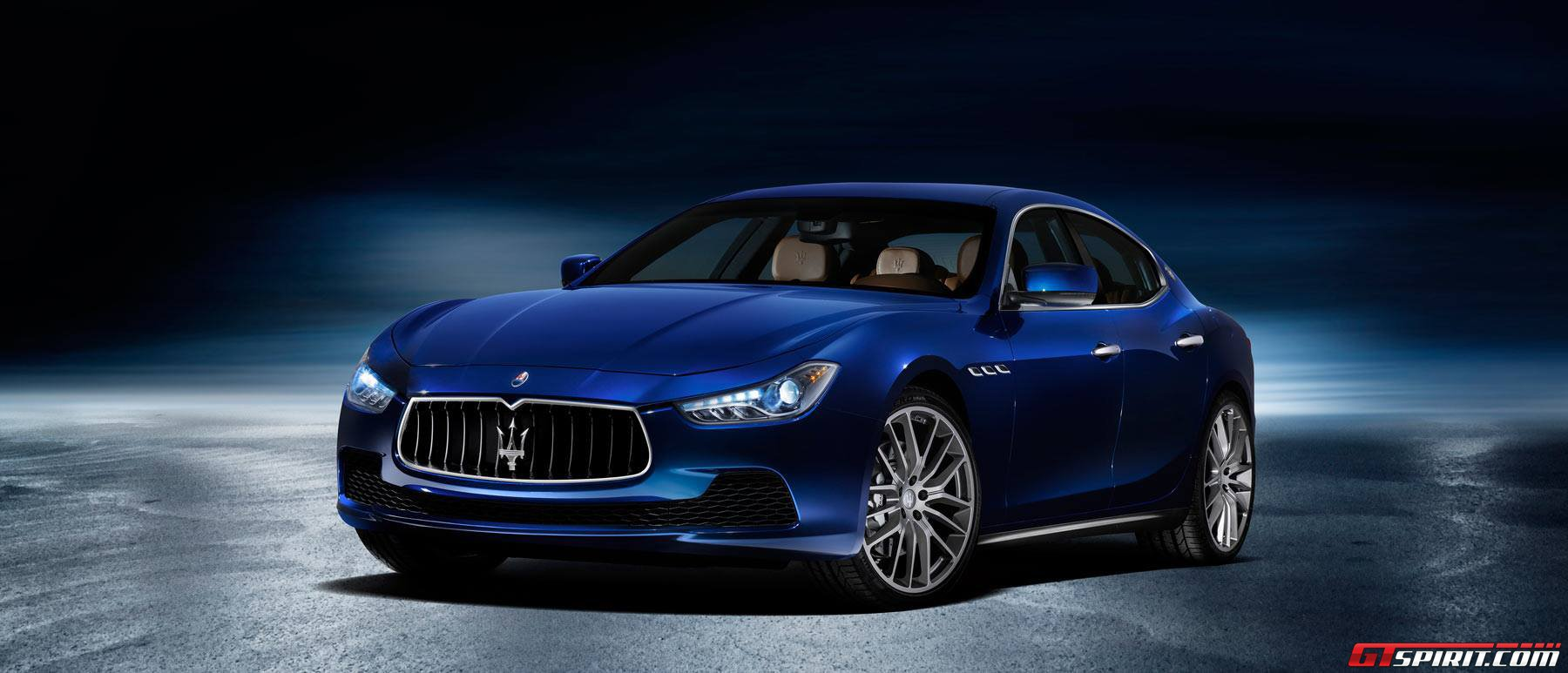 maserati ghibli priced from 104 665 gtspirit. Black Bedroom Furniture Sets. Home Design Ideas