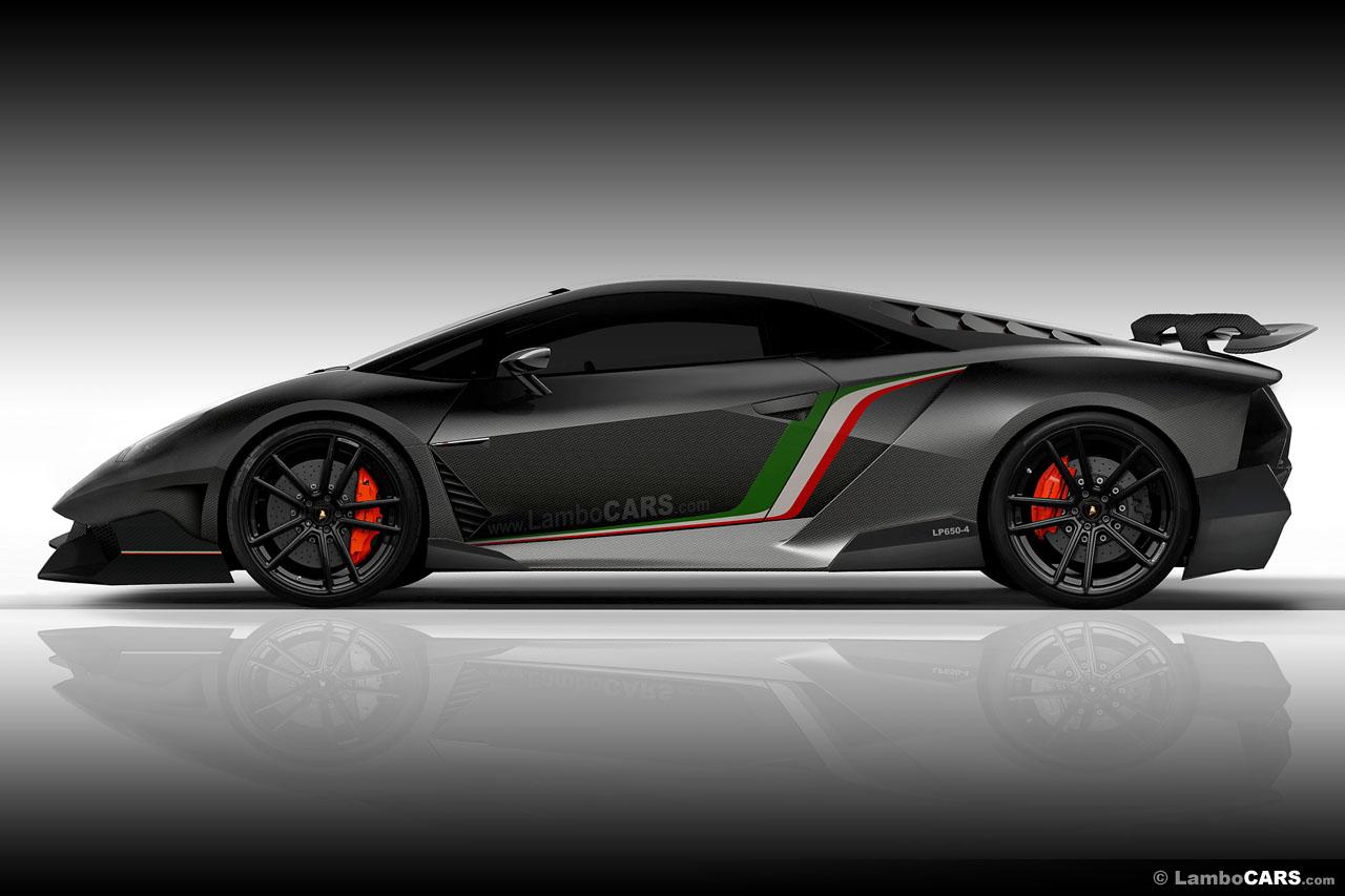 Render Lamborghini Gallardo Successor Gtspirit