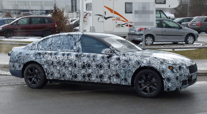 Spyshots: 2015 BMW 7-Series Will be Significantly Lighter