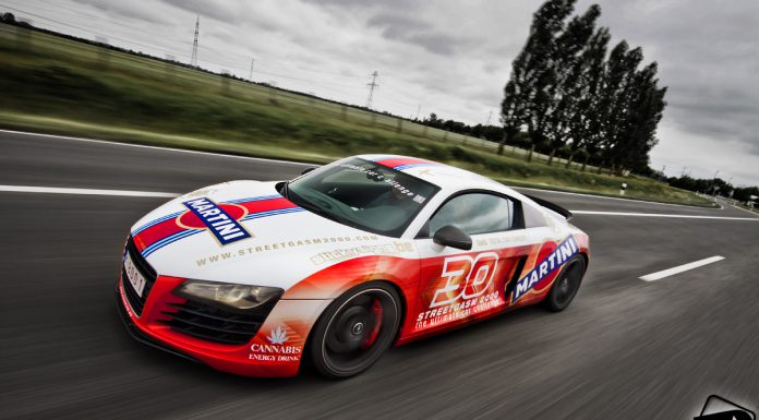Photo Of The Day: Martini Racing Audi R8 by Jordy de Droog