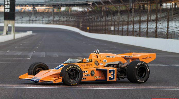 1974 McLaren M16C Indianapolis