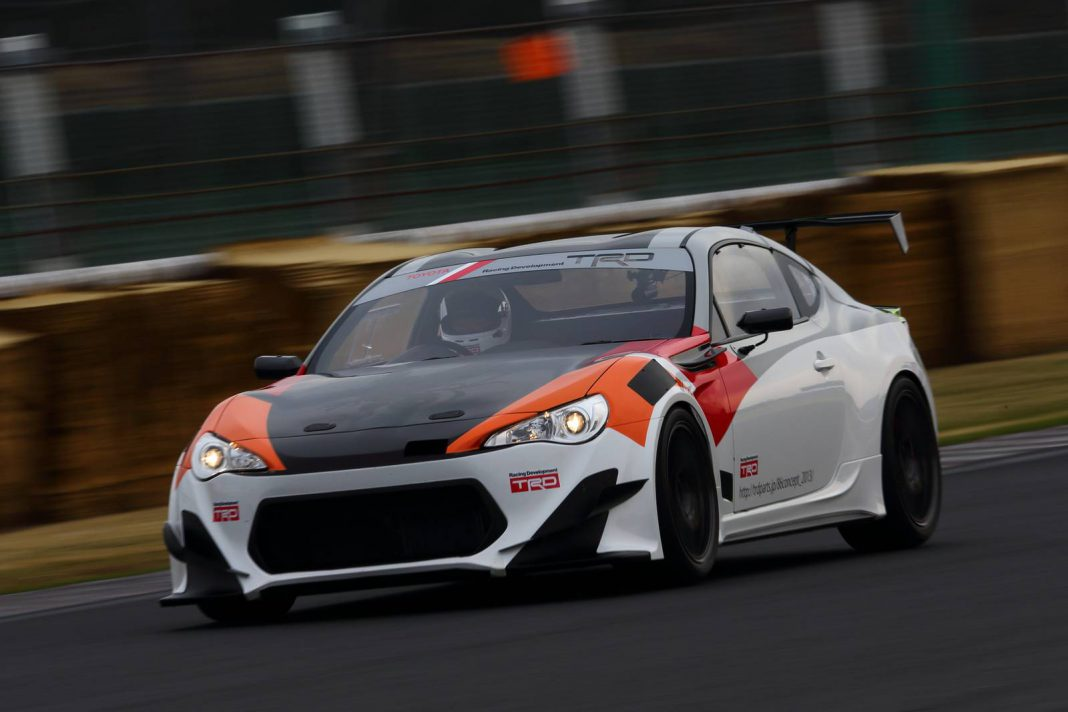 Lexus and Toyota Announce Line-up for Goodwood Festival of Speed 2013