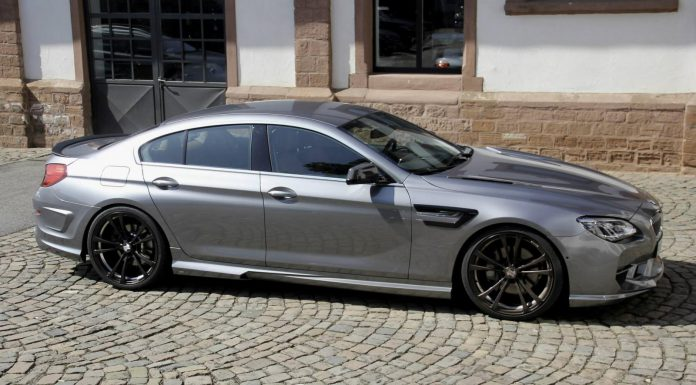 Official: BMW 6-Series GranCoupe by Kelleners Sport