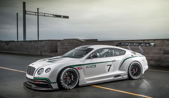 Bentley at Goodwood Festival of Speed 2013