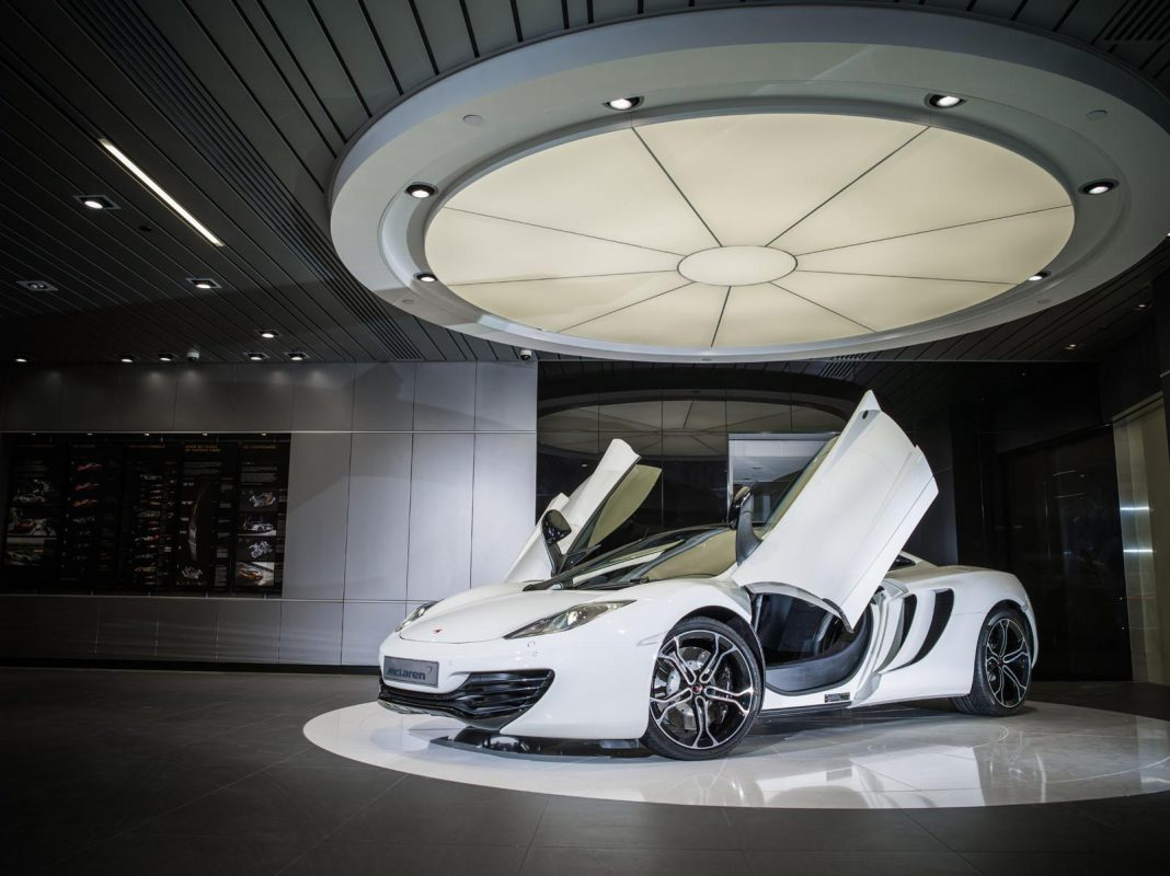 McLaren 12C B&W Edition Launched in Hong Kong