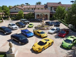 Gallery: Impressive Las Vegas Supercar Garage