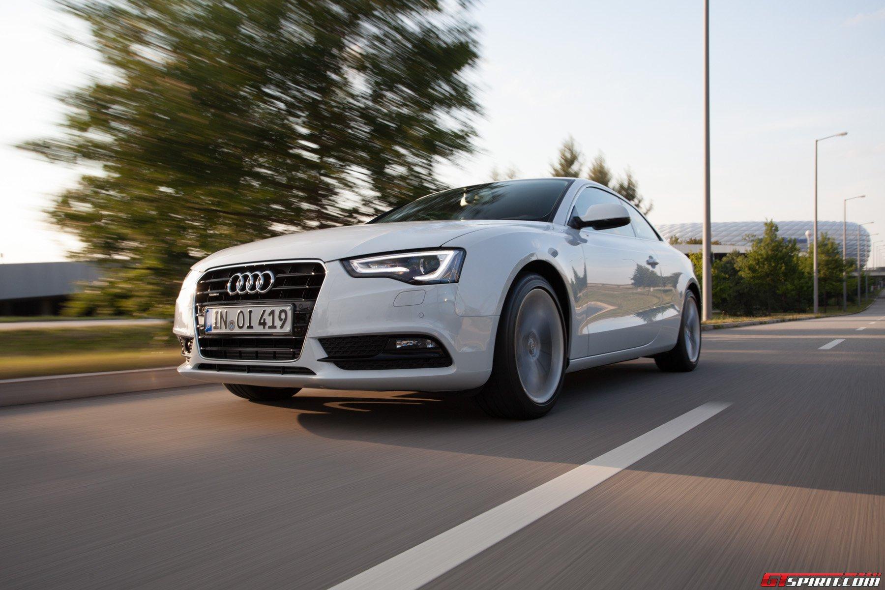 Kelebihan Audi A5 3.0 Review