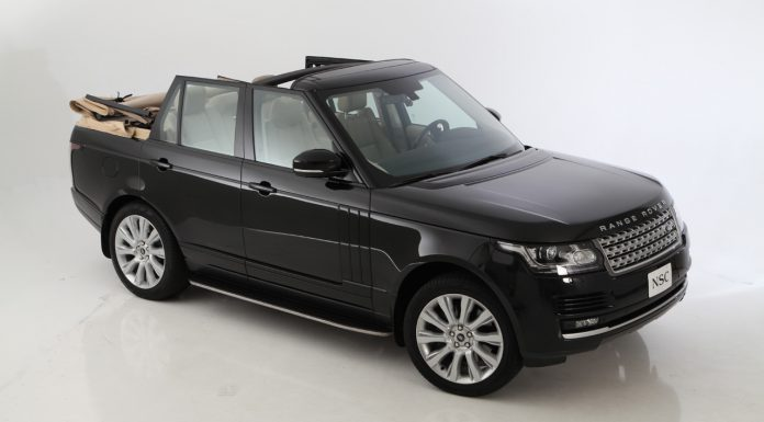 Official: 2013 Range Rover Autobiography by Newport Convertible Engineering