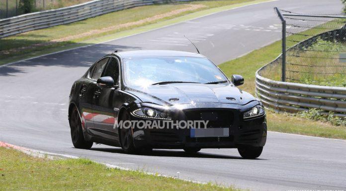 Spyshots: BMW-Rivalling Jaguar XS Sedan