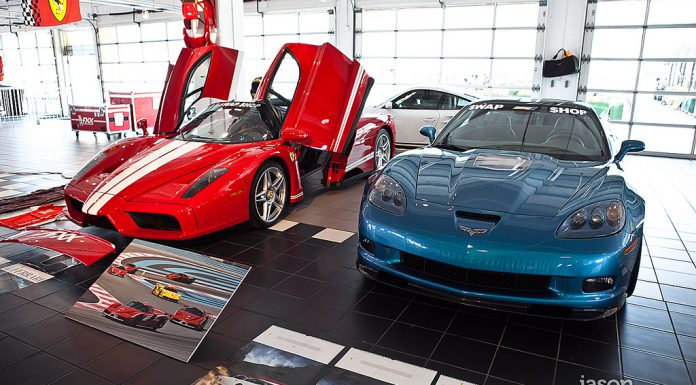Gallery: The Insane Supercar Collection of Preston Henn