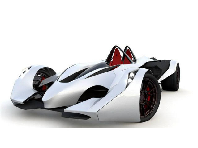 Ron Automobile RXX and R7 Sports Cars Previewed